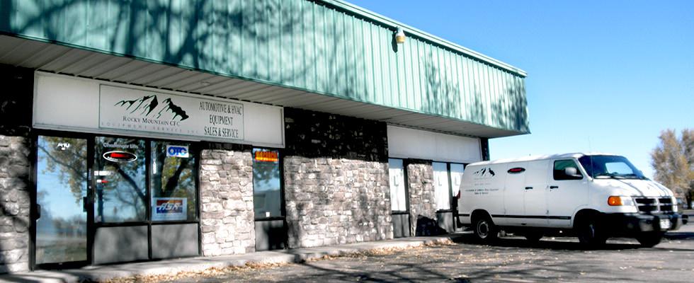 Rocky Mountain CFC Equipment Service
