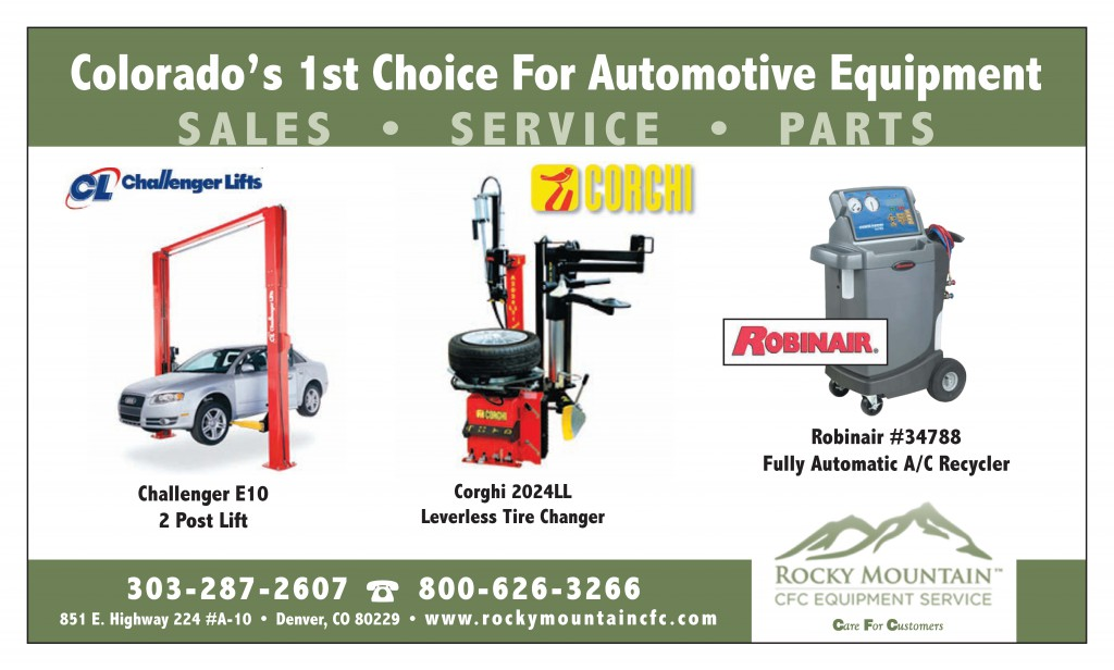 Auto Equipment Promotion